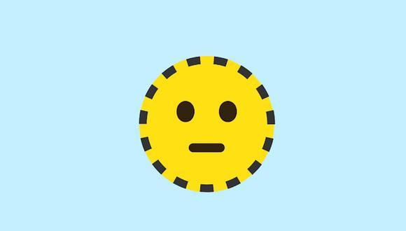 ¿Sabes qué significa el emoji de la carita con líneas punteadas en WhatsApp? (Foto: Unicode)