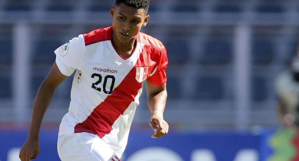 Marcos López ha sido titular en los tres últimos partidos de la selección peruana. (Foto: Agencias).