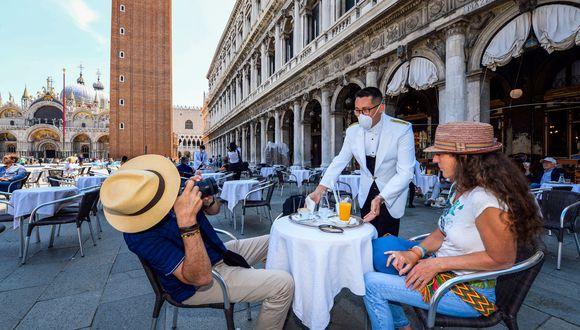 Coronavirus en Italia | Ultimas noticias | Último minuto: reporte de infectados y muertos hoy lunes 6 de julio del 2020. | Covid-19 | (Foto: ANDREA PATTARO / AFP).