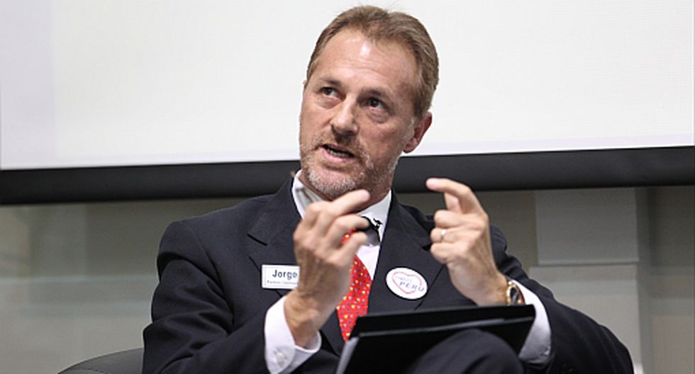 Jorge Muñoz Wells sería reelecto como alcalde de Miraflores