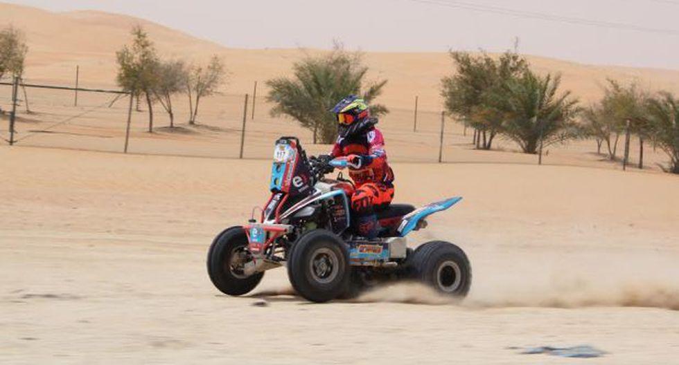 Mundial de Cross Country: Guillioli es puntero en Abu Dhabi