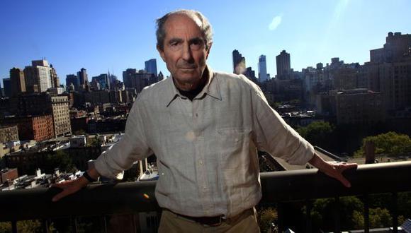 """Philip Roth: """"No hay nada más que escribir para mí"""""""