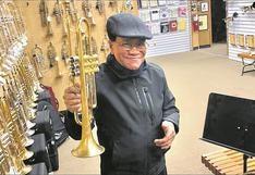 In memoriam: Adiós, Tomás Oliva, el gran trompetista peruano de fama mundial