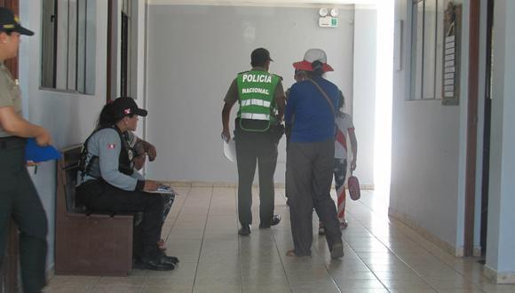 La mujer fue arrestada y conducida a la comisaría de la zona. (Foto referencial: GEC)