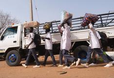 Nigeria: Liberan a más de 300 estudiantes secuestrados