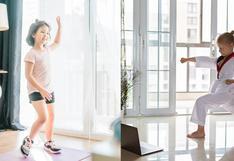 Niños: ¿por qué es importante incluir actividades físicas en su día a día?