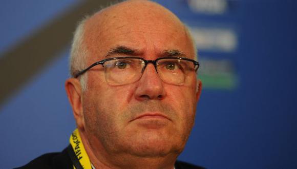 El jefe del fútbol italiano es investigado por racismo