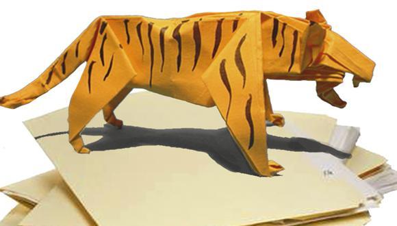 Tigres de papel, por Luis Carranza