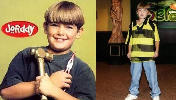 Jordi Landeta nació en México en 1990. Es hijo del reconocido actor de telenovelas, Manuel Landeta (Foto: Televisa)