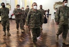 Tacna: inspectoría del Ejército asegura que habrá sanciones de hallarse responsables en desaparición de soldado