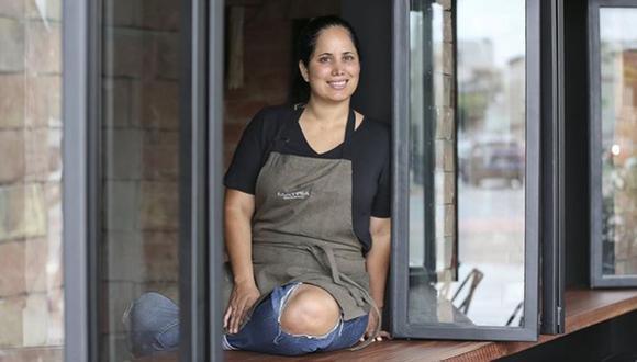 Arlette Eulert dirige desde hace siete años la cocina del restaurante Matria. Trabajó por más de diez años con el chef Rafael Osterling. (Foto: Instagram)