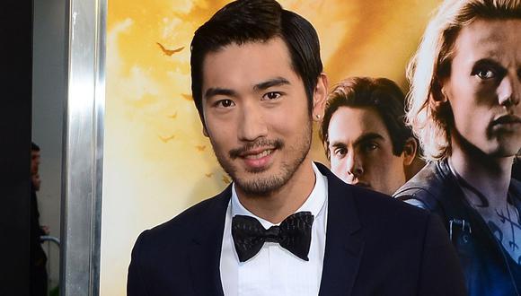 """Godfrey Gao, actor de la película """"Shadowhunter"""", falleció durante la grabación de un programa en China. (Foto: AFP)"""