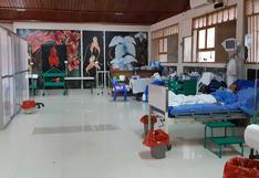 Madre de Dios: Hospital Santa Rosa a punto de colapsar por aumento de casos de COVID-19