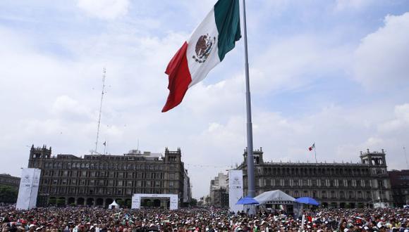 Clima en México CDMX: el pronóstico del tiempo para este 29 de enero. (Foto: AFP)