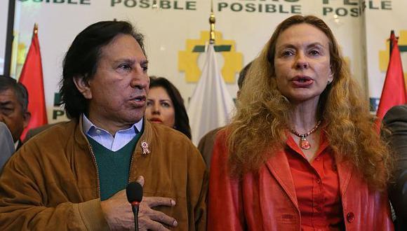 Eliane Karp criticó a Omonte tras su renuncia a Perú Posible
