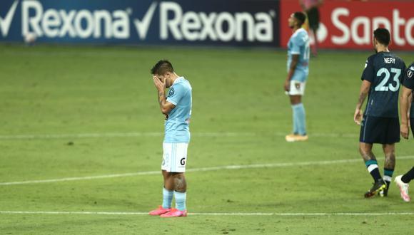 Sporting Cristal solo ha marcado un gol en cuatro partidos de la Copa Libertadores. (Foto: Jesús Saucedo / GEC)