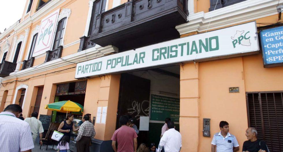 Las elecciones parlamentarias se celebrarán este 26 de enero del 2020 . (Foto: Andina)