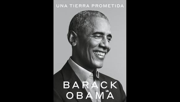 """""""UNA TIERRA PROMETIDA, el primer volumen de las memorias presidenciales de Barack Obama""""."""