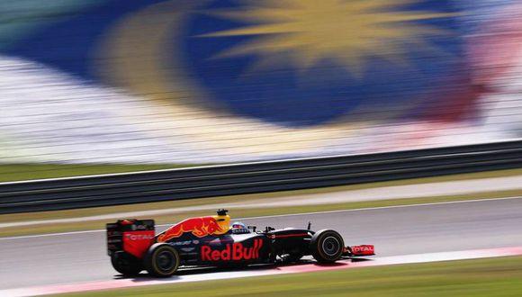 Daniel Ricciardo es tercero en la clasificación general de la Fórmula 1. (fotos: Red Bull)