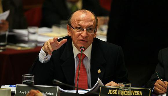 Fiscalía de la Nación negó que hoy se elija a sucesor de Peláez