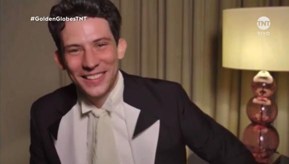 """Josh O'Connor interpreta al polémico príncipe Carlos en """"The Crown"""". (Foto: Captura TNT)"""