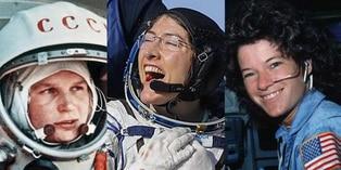 Christina Koch y otras mujeres astronautas que hicieron historia