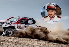 Fernando Alonso cada vez más cerca de correr el Dakar con Toyota | FOTOS