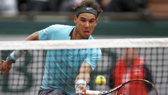 Rafael Nadal aplastó a joven austriaco en Roland Garros