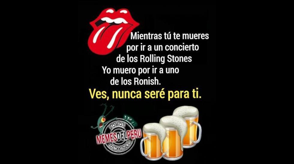 Los ocurrentes memes tras el concierto de los Rolling Stones - 4
