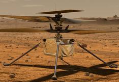 Dron espacial: este es Ingenuity, el robot aéreo que busca realizar su primer vuelo en Marte