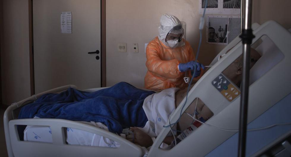 Coronavirus en Brasil   Ultimas noticias   Último minuto: reporte de infectados y muertos hoy, sábado 25 de julio   Covid-19   (Foto: Jonne Roriz/Bloomberg).