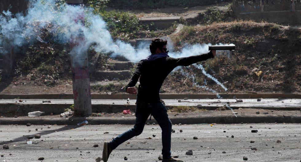 Nicaragua: Al menos 20 muertos en cuatro días de protestas. (Foto: Reuters).