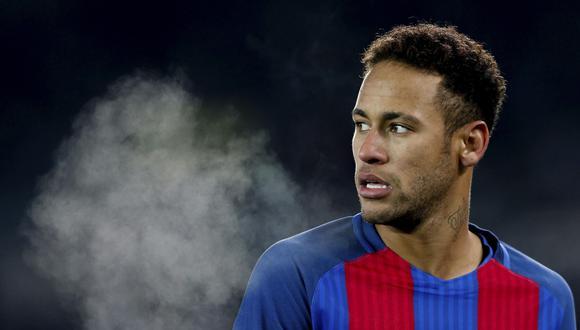 El programa Esporte Interativo  aseguró que el fichaje de Neymar en el París-Saint Germain será anunciado en las próximas semanas. (Foto: AFP)