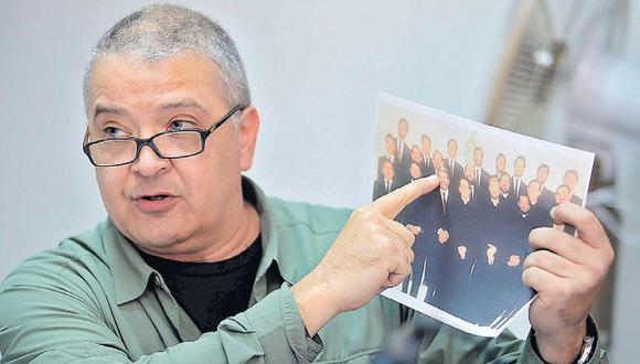 Pedro Salinas fue sentenciado a un año de prisión suspendida por el delito de difamación agravada.(Juan Ponce / El Comercio)
