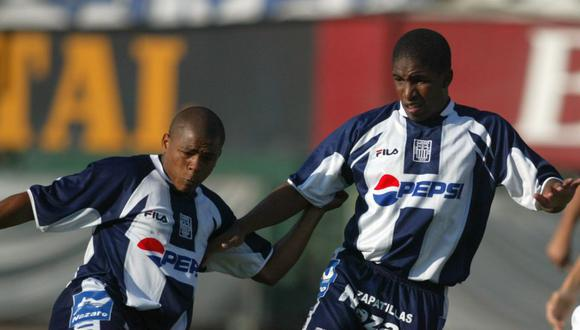 Wilmer Aguirre y Jefferson Farfán se formaron juntos en las divisiones menores de Alianza Lima. (Foto: Lino Chipana / Archivo El Comercio)