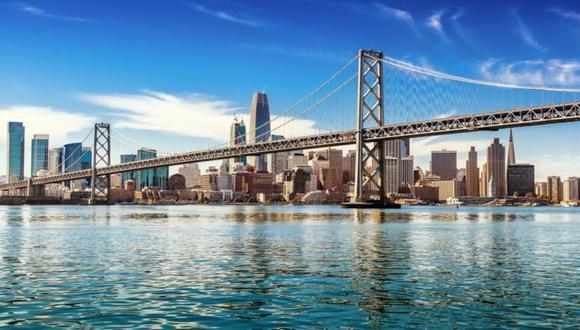 San Francisco, en California, encabeza el ranking. (Foto: Getty Images)