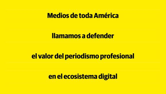El uso de las plataformas digitales plantea nuevos desafíos para el negocio periodístico. (Imagen: GDA)