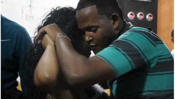 En La Tasquita, la clientela puede bailar toda la noche al son de ritmos caribeños. Foto: VANESSA SILVA, vía BBC Mundo