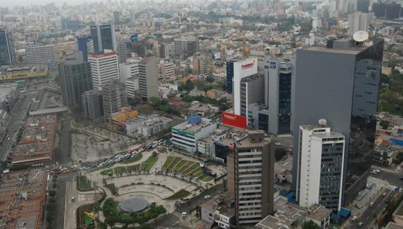 El producto bruto interno (PBI) peruano registraría un avance de 30% en el segundo trimestre de este año, proyectó el Área de Estudios Económicos del Banco de Crédito del Perú. (FOTO: GEC)