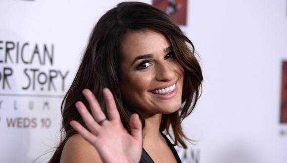 Lea Michele olvida a Cory Monteith con ex gigoló