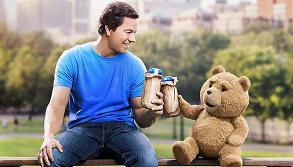 """Ted 2"" cae ante ""Jurassic World"" e ""Intensa-Mente"" en EE.UU."