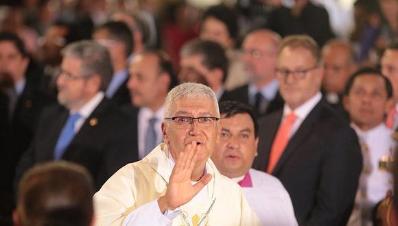 El monseñor Carlos Castillo recriminó la represión de la Policía Nacional del Perú (PNP) en contra de los jóvenes protestantes, quienes desde un inicio indicaron que las marchas serán de manera pacífica. (GEC)
