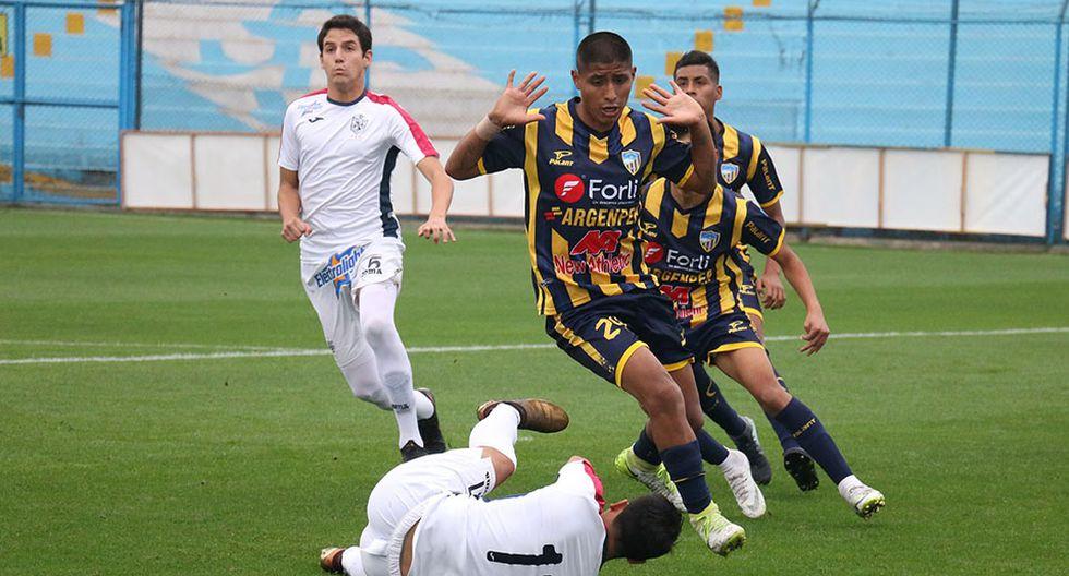 Sport Rosario pierde 4 puntos y también pierde la punta del Apertura. (Foto: Facebook USMP)