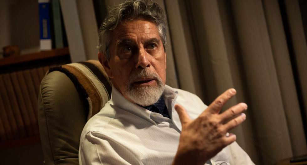El investigador Francisco Sagasti es presidente de la Comisión de Ciencia, Innovación y Tecnología del Congreso de la República. (Foto: Renzo Salazar/GEC)