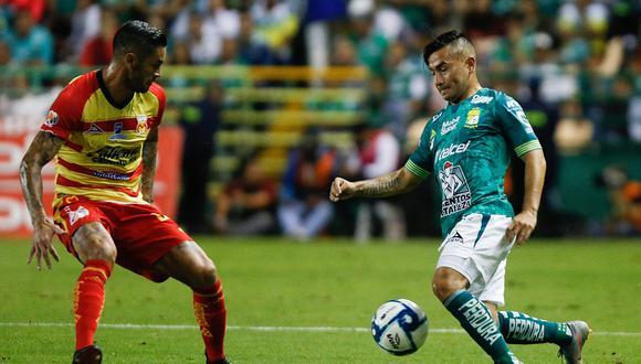 Ver en vivo Morelia vs. Puebla vía Azteca 7: sigue aquí el partido por la jornada 18 de la Liga MX.   Foto: EFE