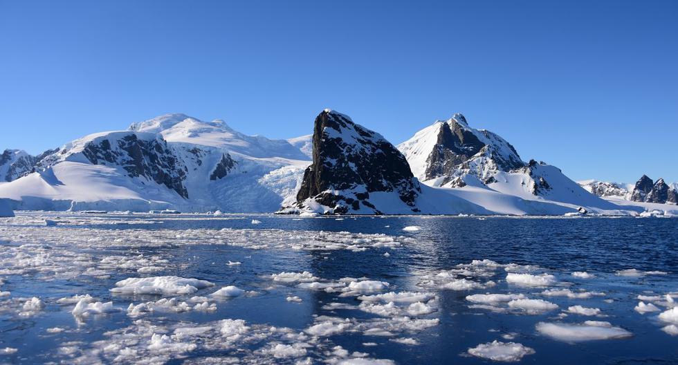 Hasta el momento, la temperatura más alta registrada fue de 18,3 ºC. (AFP).