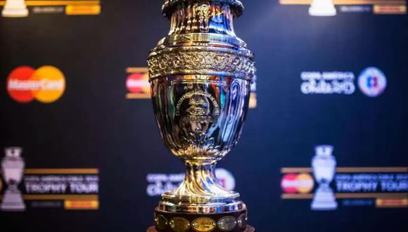 La edición 47 de la Copa América ya no se jugará en Colombia. Arranca desde el 13 de junio al 10 de julio. (Foto: AFP)