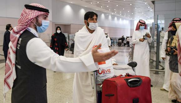 Coronavirus | Nueva variante | Arabia Saudita suspende vuelos  internacionales por la cepa de COVID-19 | MUNDO | EL COMERCIO PERÚ