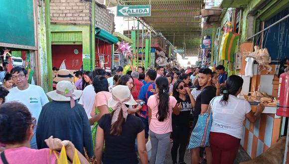 Cerrarán mercado y restringirán el comercio ambulante en el pueblo joven El Progreso. (Laura Urbina)