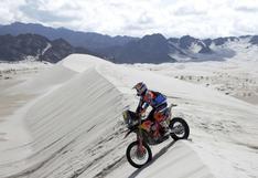Dakar 2018: así fue la etapa 11 en motos y autos